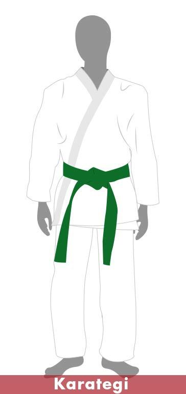 Equipación Karate
