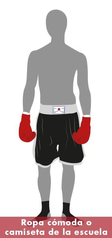 Equipación Kick Boxing