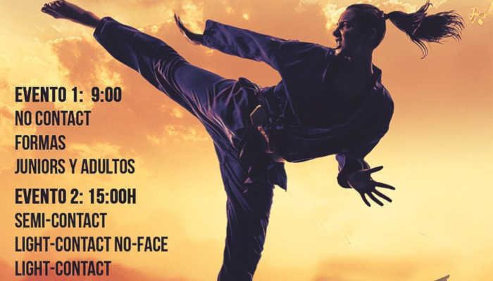 Open Canarias 2020 - Campeonato de Artes Marciales - WAMAI