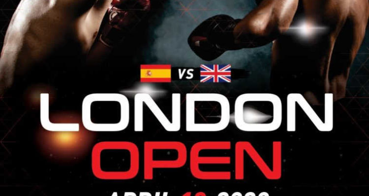 WAMAI - Campeonato London Open - Artes Marciales